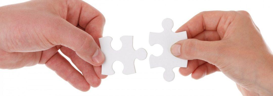 Beim Paar-Coaching werden die Puzzleteile der Betroffenen zusannengesetzt