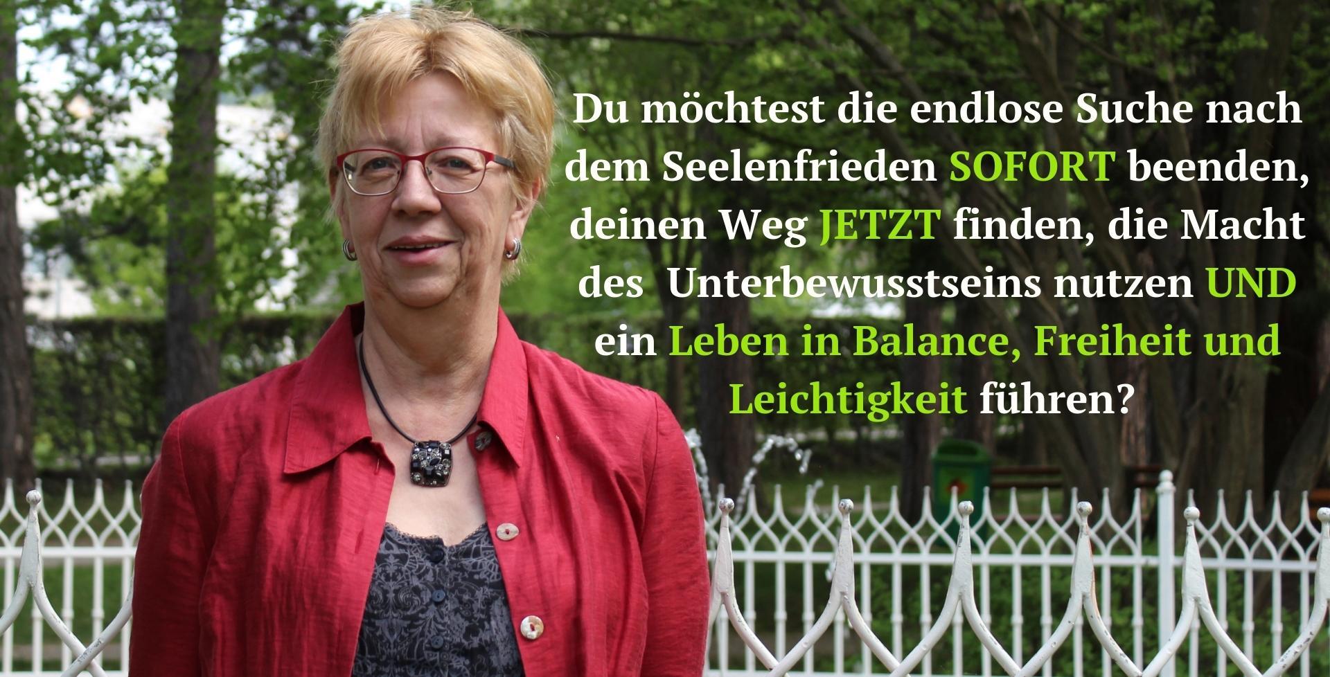 Sabine Lechner - Energetikerin