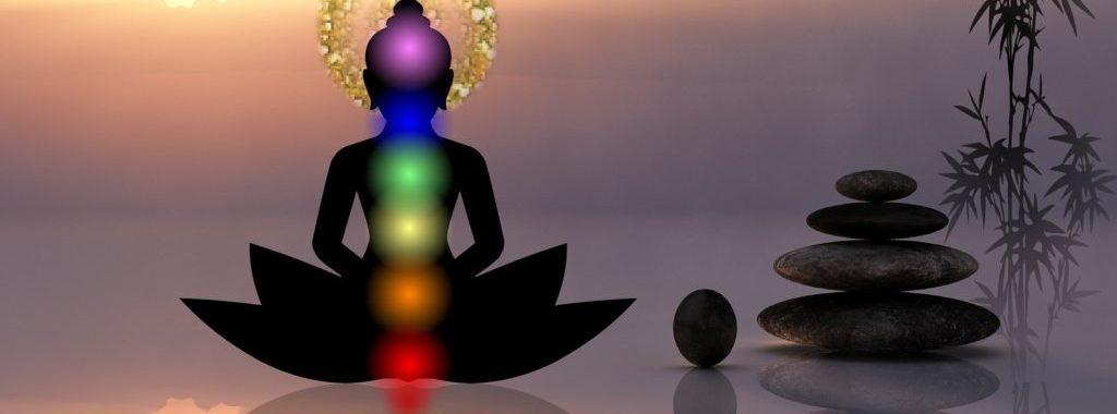 Aura des Menschen - Chakra